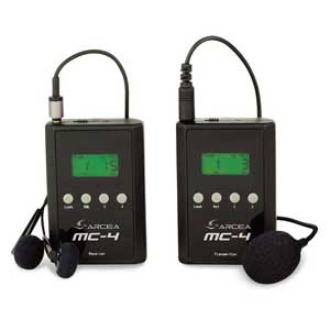 micro inalambrico para reclamo mc-4