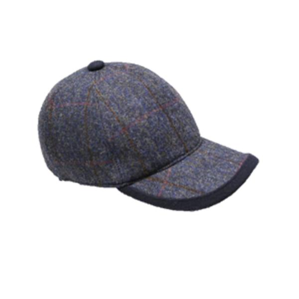 gorra azul