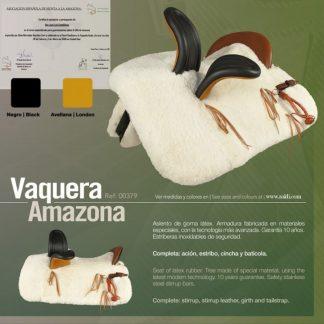 Montura de Amazona