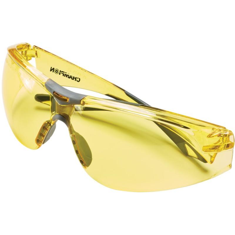 Gafas de tiro CHAMPION Ballistic Shooting Ultra Ligera - ambar