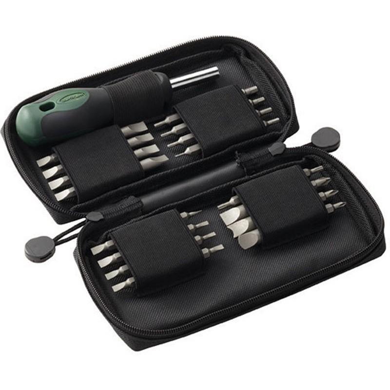 Kit de herramientas para armero Weaver Soft-Sided