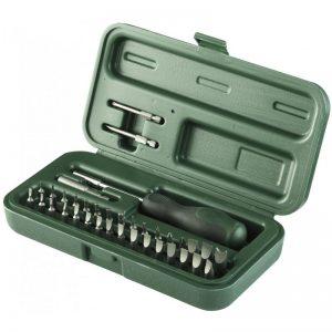 Kit de herramientas para armero Weaver Compact