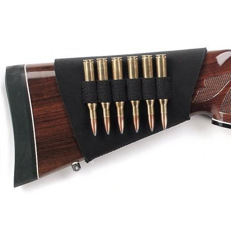 Cartuchera UNCLE MIKE'S de neopreno para rifle