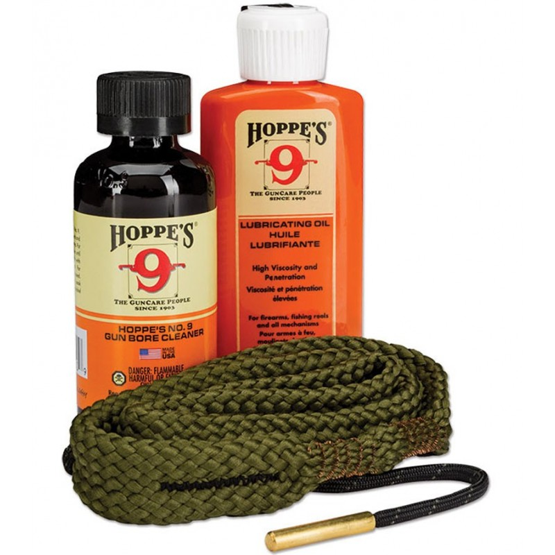 Kit de limpieza HOPPE'S 1-2-3 Done! para rifle - cal .30
